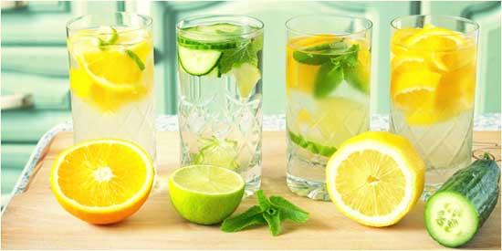 khasiat lemon puasa