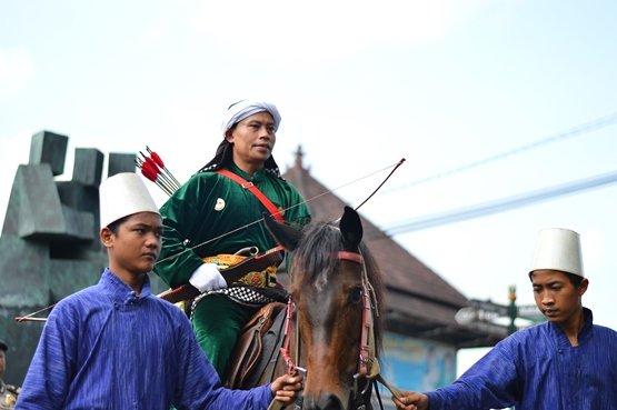 persinas penunggang kuda