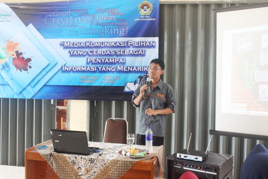 Pemateri Workshop