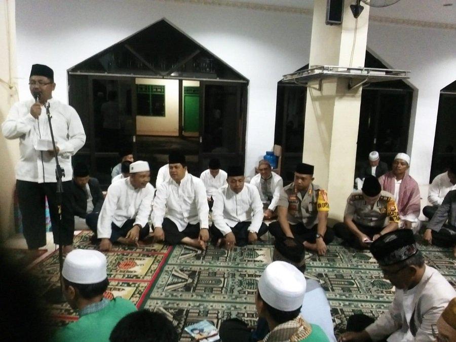 Kunjungan Kapolres Bengkulu3